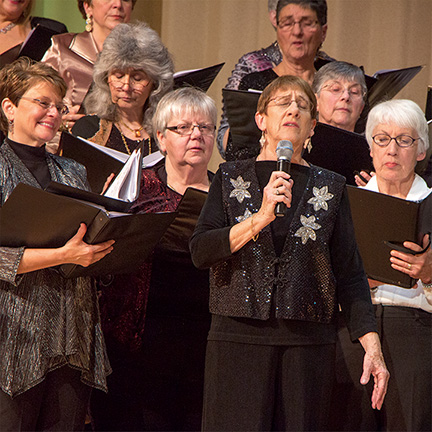 CAMP Chorus Concert 2015 - Georgetown