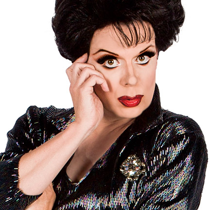 Christopher Peterson as Judy Garland