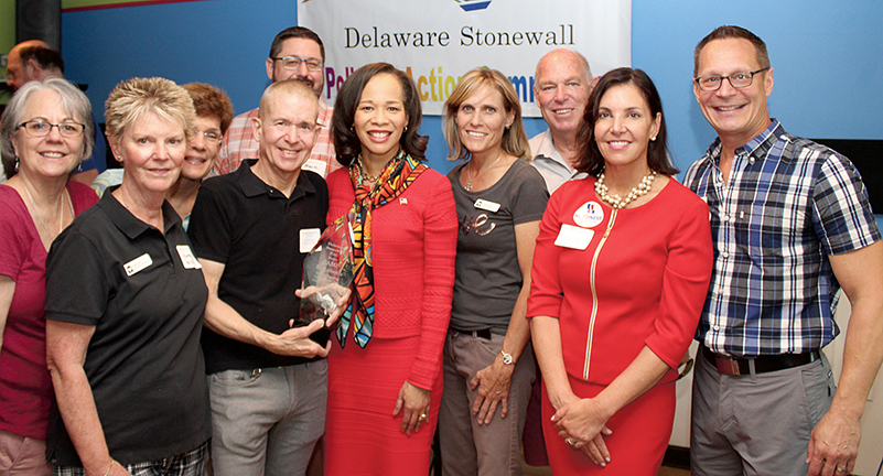 Delaware Stonewall
