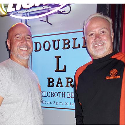 Darryl Ciarlante and Joe Zuber