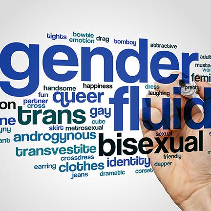 Gender Fluid Discussion