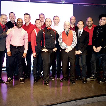Gay Mens Chorus of Washington Cabaret Show 2017