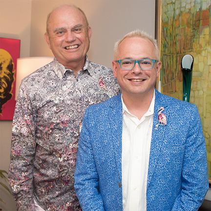 Gordon Tanner and Robert Patlan