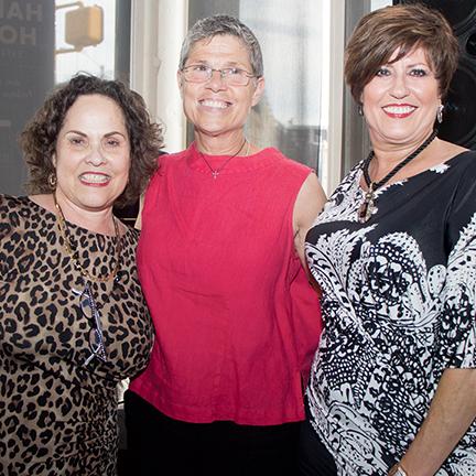 Lynda Dee, Becca Workman, Ricki Rutley
