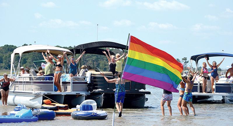 Rainbow raft 2