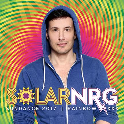 Sundance 2017 DJ/Remixer Joe Gauthreaux