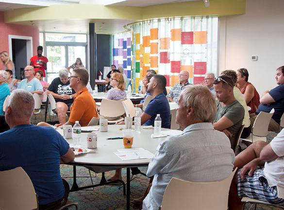 CAMP Rehoboth Volunteer Orientation - Summer 2017