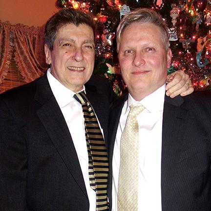 Albert Zamiello and Blake Ayers