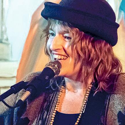 Sharon Bousquet (photo by Paul Delisle)
