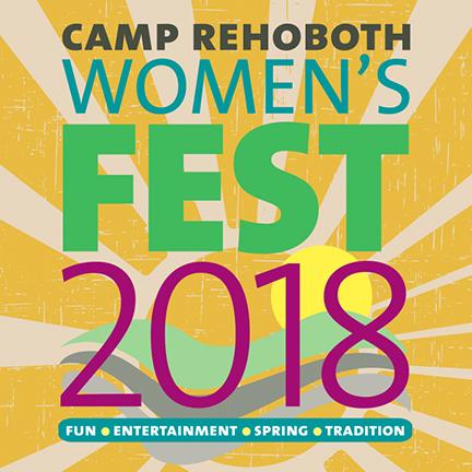 CAMP Rehoboth Women's FEST 2018