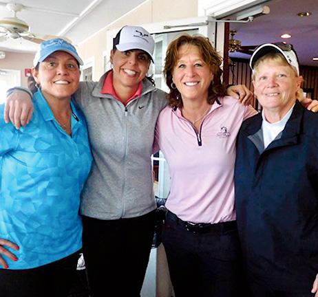 Women's FEST Golf Winners 1