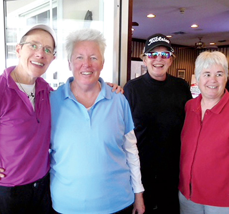 Women's FEST Golf Winners 2