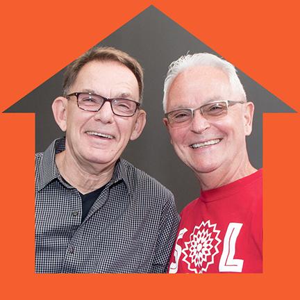May 19, 2017 - Volunteer Spotlight - Bill Graff and Jeff Schuck