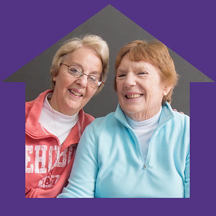 October 23, 2015 - Volunteer Spotlight - Nan Flesher and Joie Rake