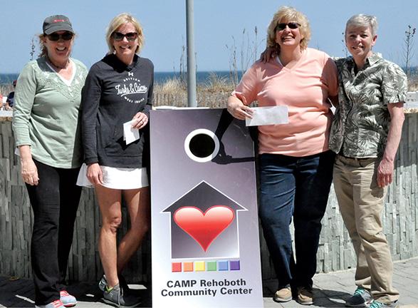 Women's FEST Cornhole Winners