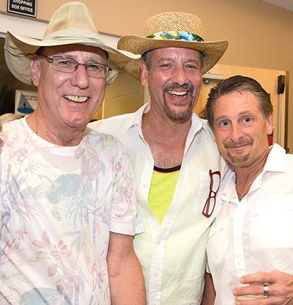 Andy Brangenberg, David Hagelin, Jeff McGuire