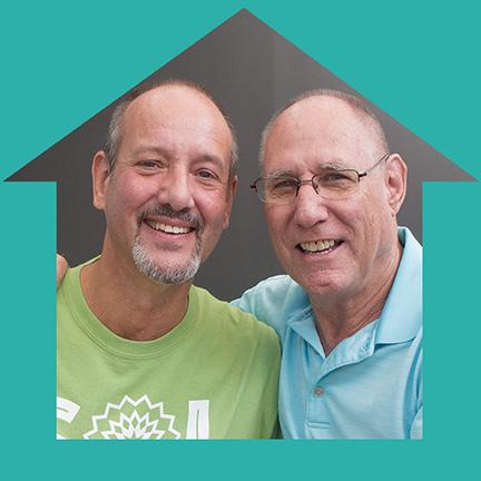 September 16, 2016 - Volunteer Spotlight - David Hagelin, Andy Brangenberg
