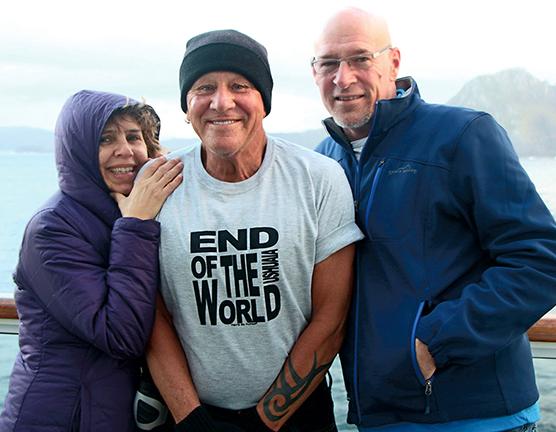 CAMP Cruise-Ushuaia, Argentina