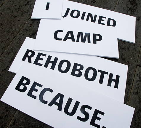 I joined CAMP Rehoboth because...