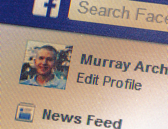 Murray's Facebook News Feed