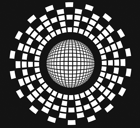 Sundance 2015 Mirrorball T-shirt Design