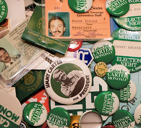 Jimmy Carter Memorabilia