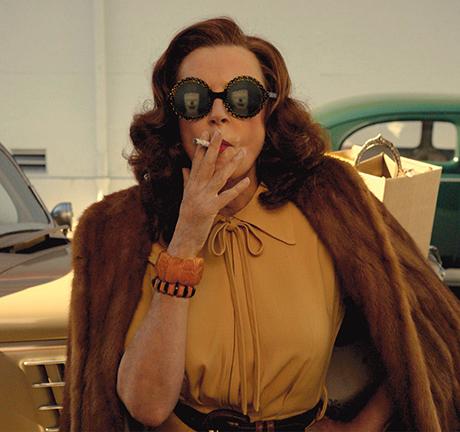 Susan Sarandon as Bette Davis in Feud