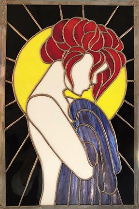 Red Head by Yona Zucker