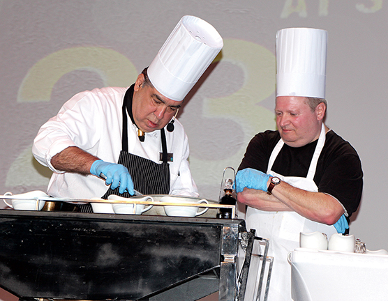 CAMP Cruise-Top Chef with Steven Haber