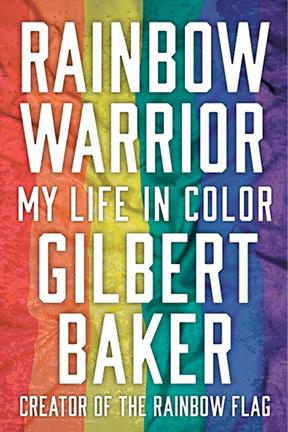 Rainbow Warrior by Gilbert Baker
