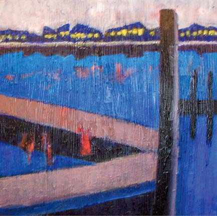 Canal by Aina Nergaard-Nammack