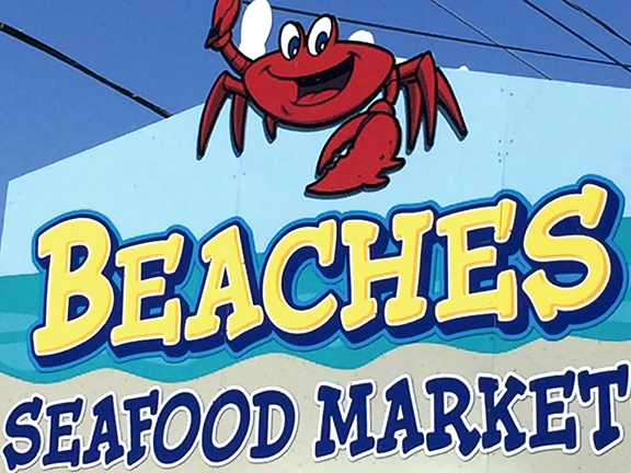 Beaches Seafood Market and Restaurant