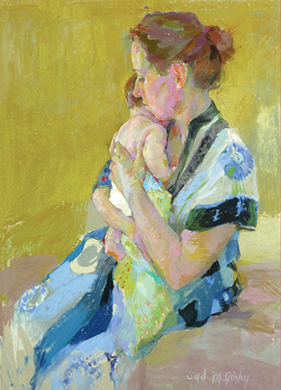 Young Baby by Sydney McGinley