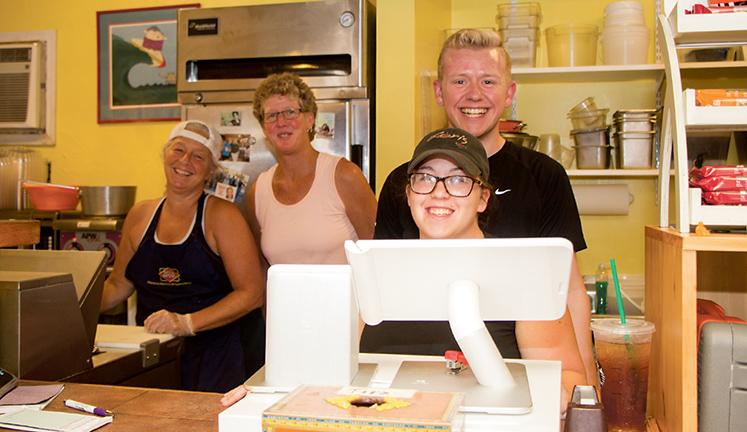 Lori's Café Staff