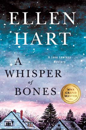 The Whisper of Bones by Ellen Hart