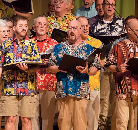 CAMP Chorus