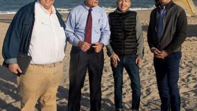 Senator Carper Beach