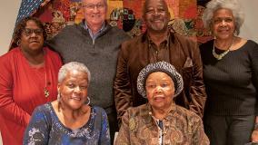Black History Panel