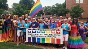 CAMP at Delaware Pride