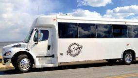 Jolly Trolley - Sundance 2017 Bus