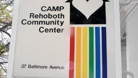 CAMP Rehoboth Sign
