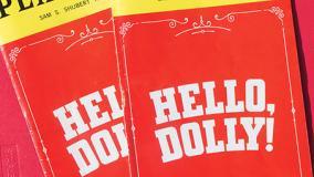 Hello, Dolly! Playbill