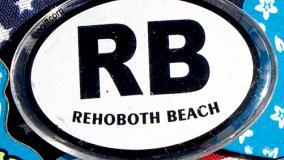 Rehoboth Beach Souvenir