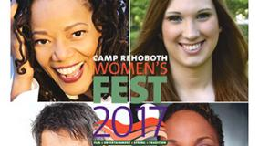 March 31, 2017 Cover of Letters from CAMP Rehoboth