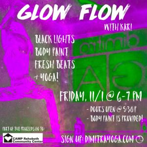 Glow Flow Yoga