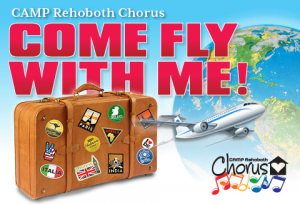 CAMP Rehoboth Chorus Concert 2017 - Come Fly With Me