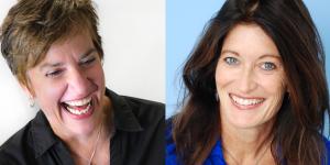 Jennie McNulty and Lisa Koch