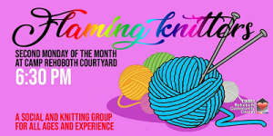 Flaming Knitters