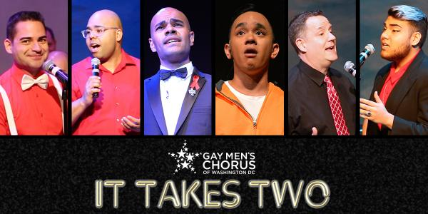 Gay Men's Chorus of Washington DC Cabaret at CAMP Rehoboth