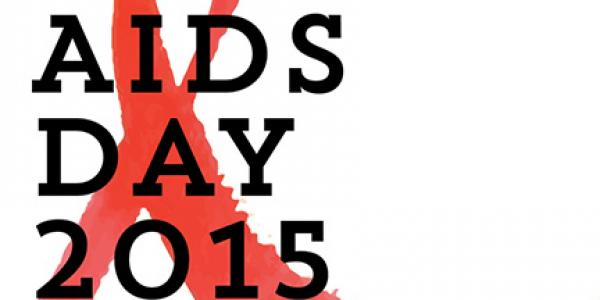 World AIDS Day in Rehoboth Beach 2015